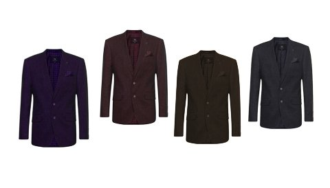 Color Matching for Blazer