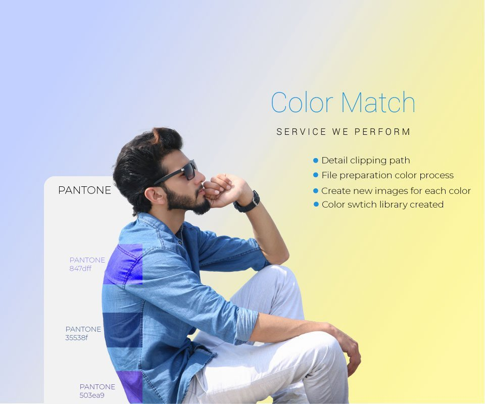 Color-Matching Service